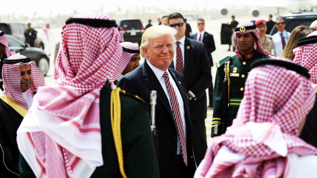 Despite Campaign Promises, Arms Shipments to Saudis Skyrocket Under Trump