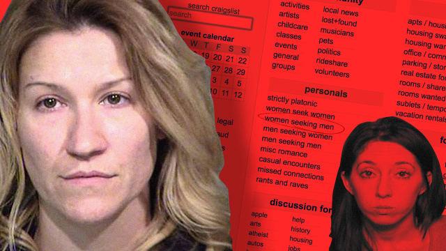 Real-Life 'Gone Girl' Framed Love Rival in Twisted Craigslist Rape Plot