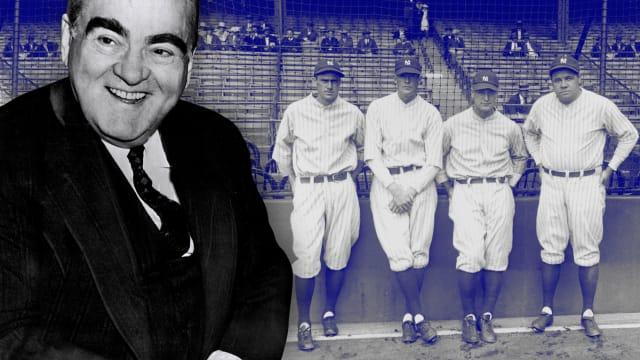The Man Who Created Yankees' Murderers' Row