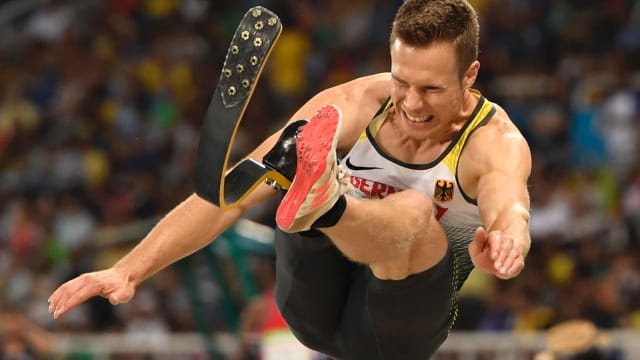prosthetic olympics 2018 pyeongchang rio 2016 paralympics bionic rio de janeiro german markus rehm south africa blade runner