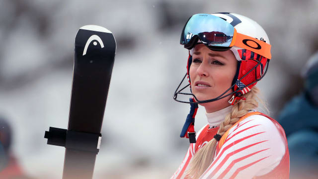 2018 winter olympics pyeongchang lindsay vonn skiing post sad disappoint kami craig depression elana myers taylor samantha peszek bridget sloan nicole detling serotonin dopamine summer four years
