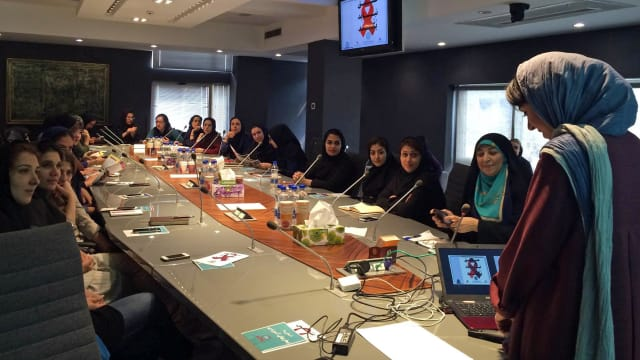 sex education ed tehran iran ctrl s rah foundation Narges Dorratoltaj Yassi Ashki
