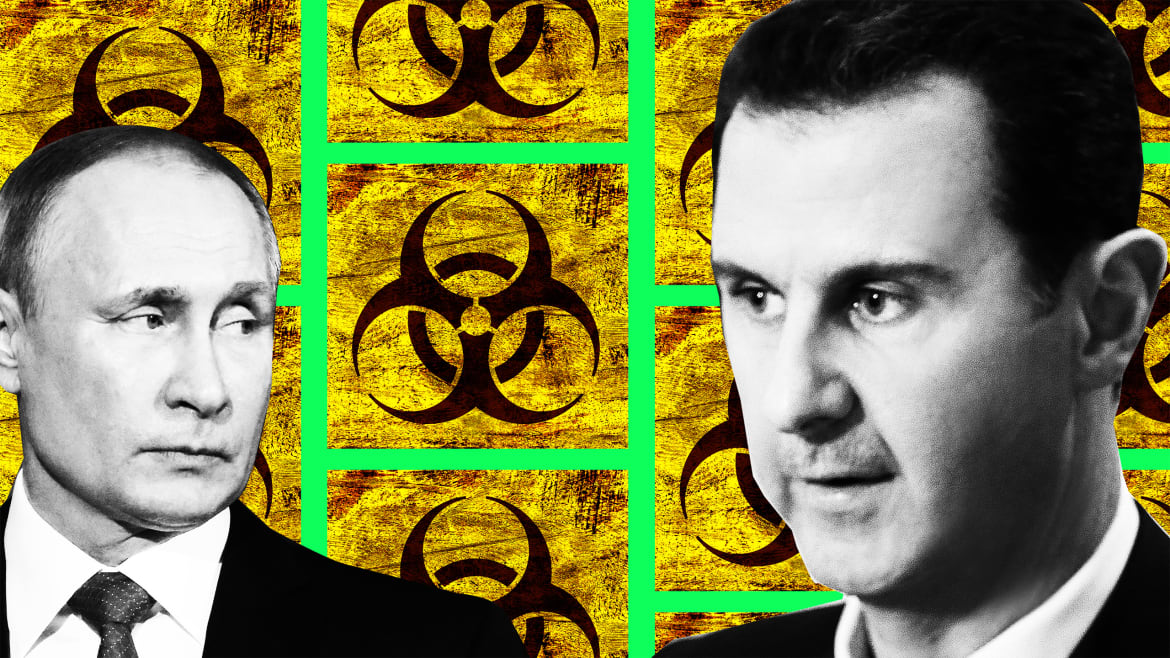 Anatomy Of A Russian Chemical Weapons Lie Current News Events