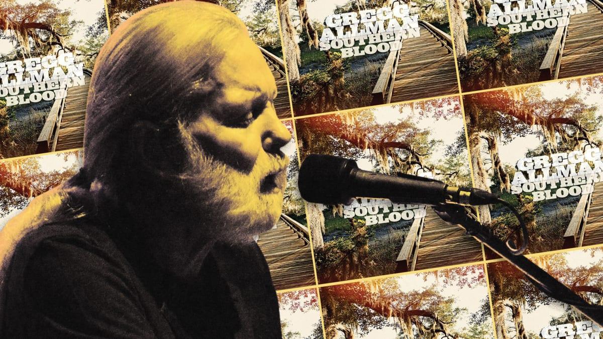 'Southern Blood': Gregg Allman's Soulful, Jubilant Final Farewell
