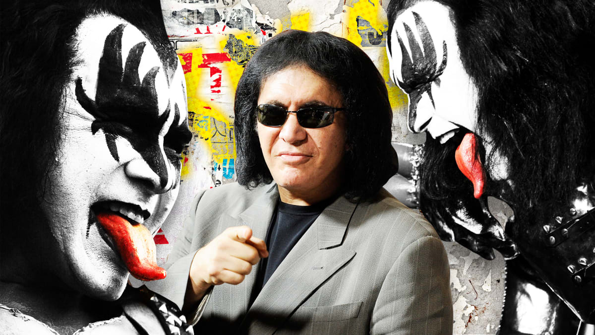 Gene Simmons on Turning Down Trump's Inauguration: 'In This Polarizing Era, It's Not a Good Idea'