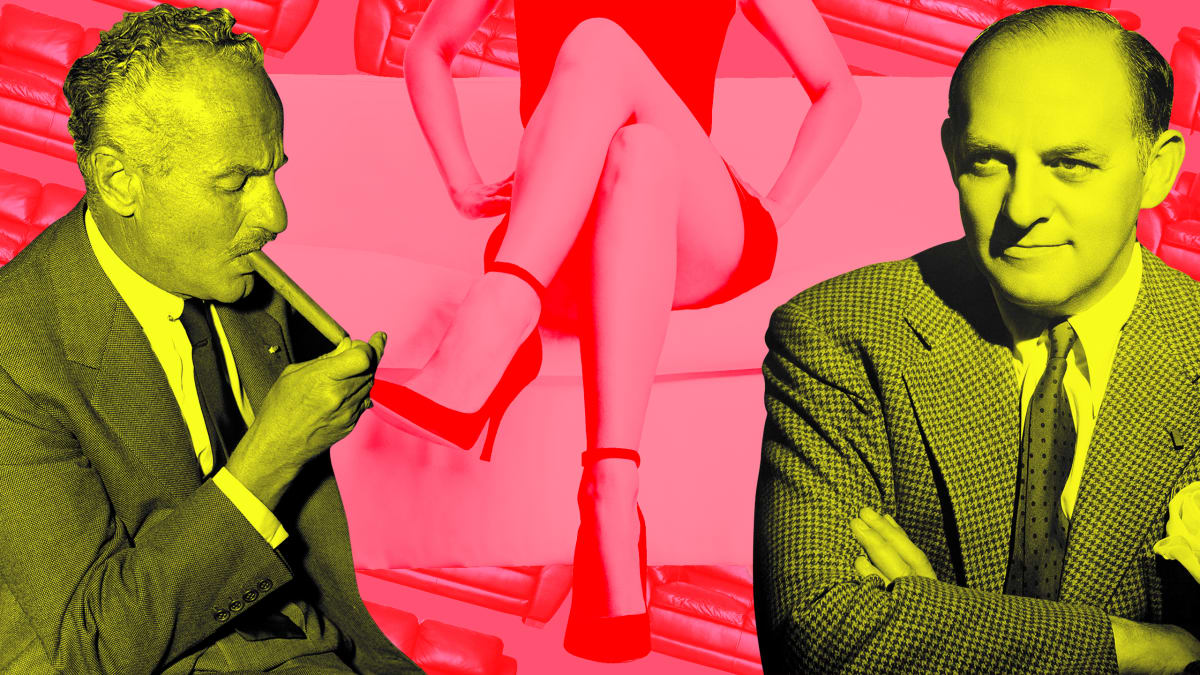 The Casting Couch Perverts Who Peddled Fairy Tales