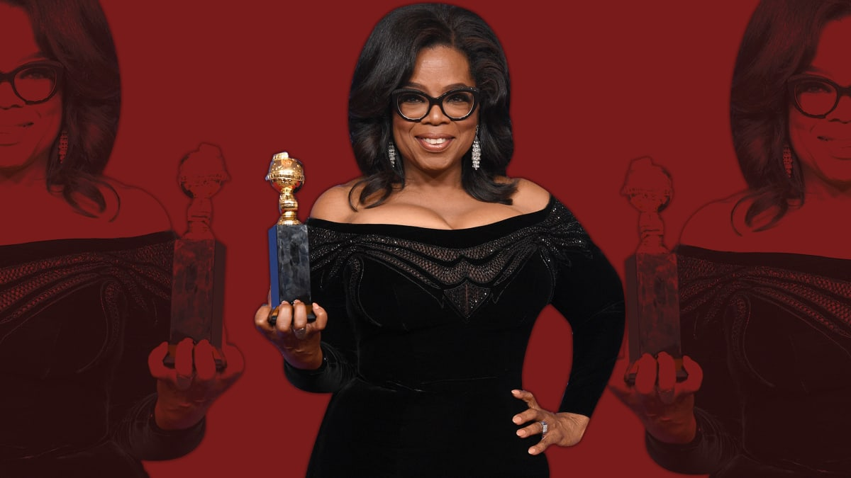 Future President or Not, Oprah Winfrey Gave a Textbook Great Speech for the Ages