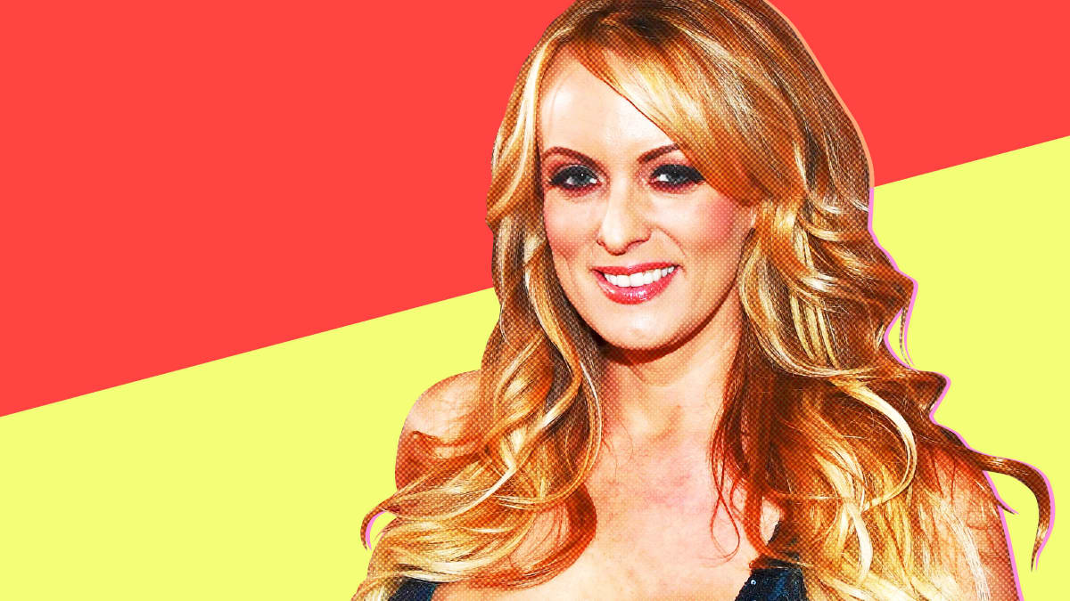 The Shaming of Stormy Daniels