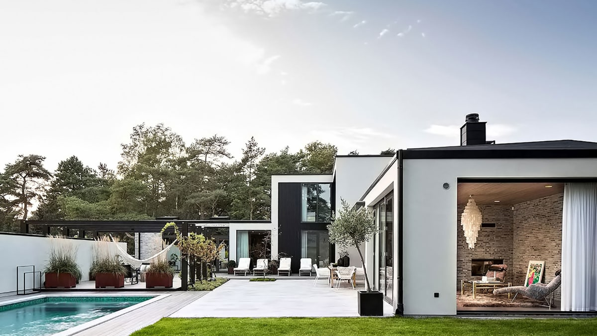 OMG I Want This House: Skane, Sweden (Photos)