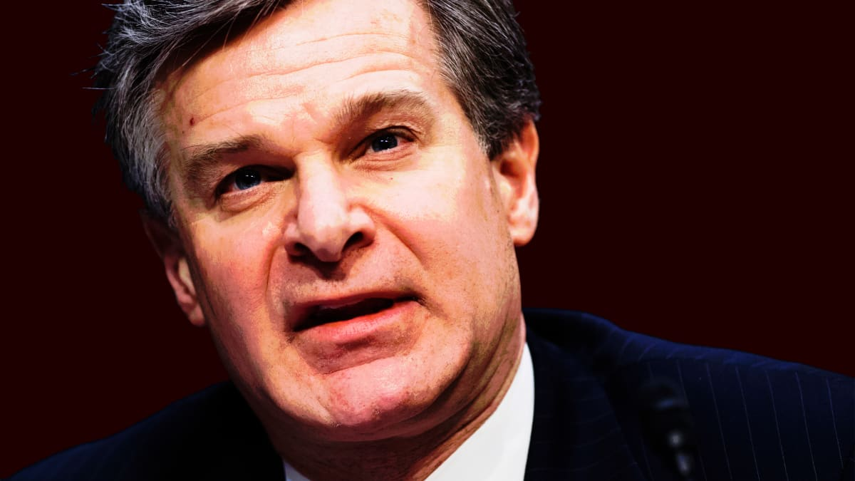 FBI Director's Shock Claim: Chinese Students Are a Potential Threat
