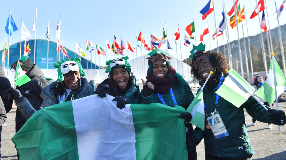 Nigerian Women Bobsledders: The 'S***hole' Olympians Warming Hearts in South Korea