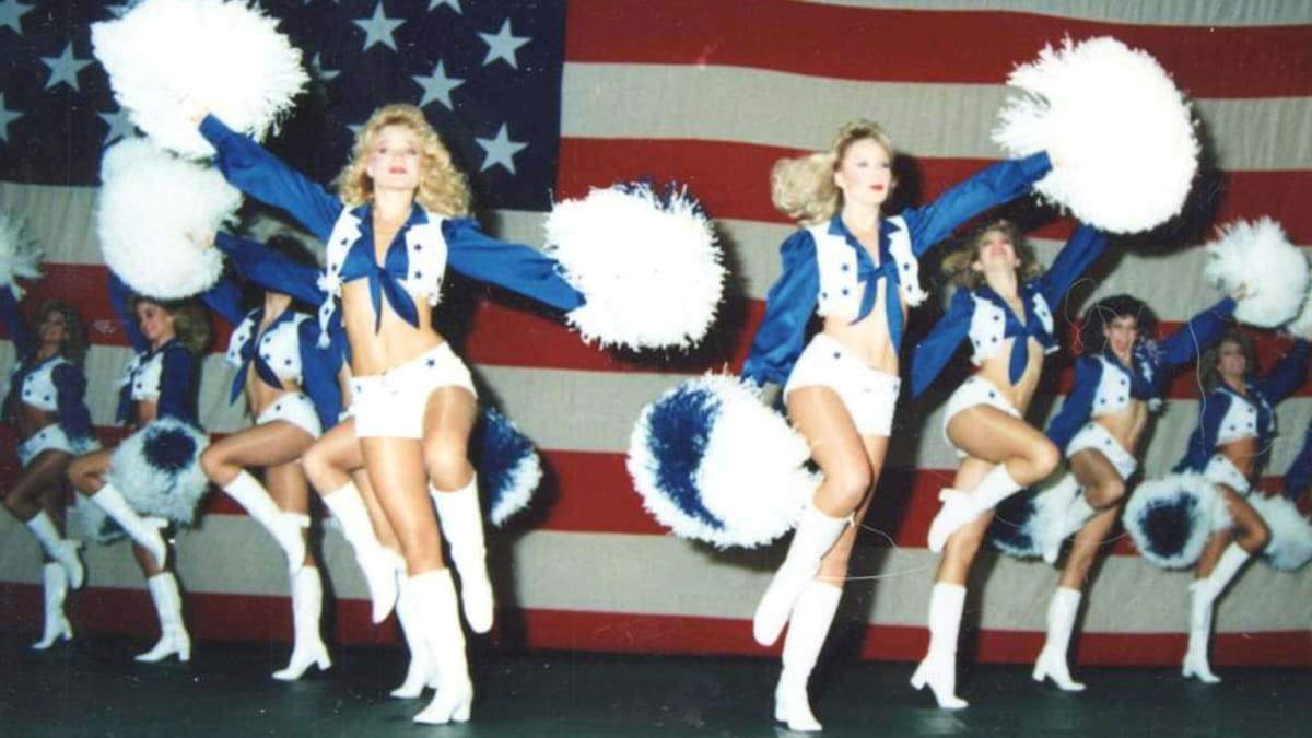 The Sexual Revolution Will Be Televised: Confessions of the Dallas Cowboys Cheerleaders