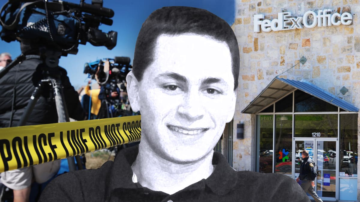 Austin Bomber Mark Conditt Confessed Hours Before Blowing Himself Up, Police Say