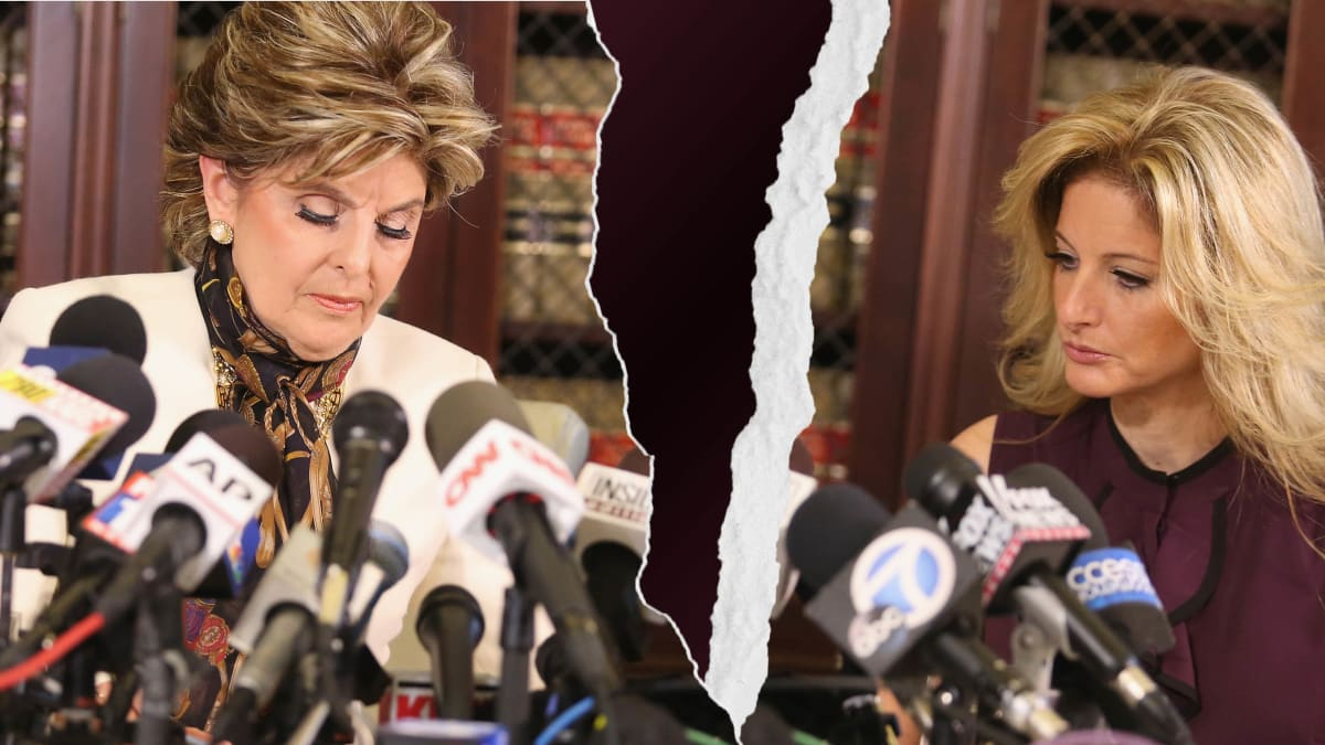 Why Did Gloria Allred and Summer Zervos Just Split?