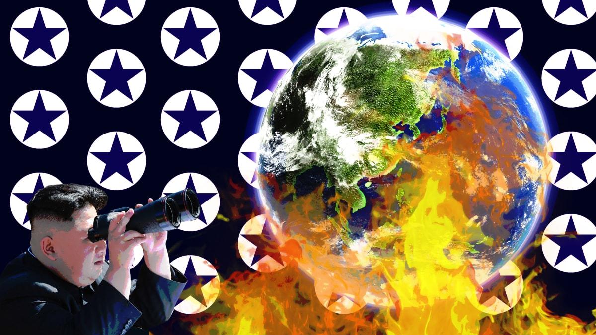 How North Korea Could Start World War III