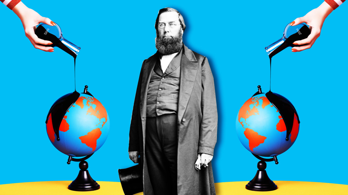 The Congressman Who Warned Us About Climate Change in 1864