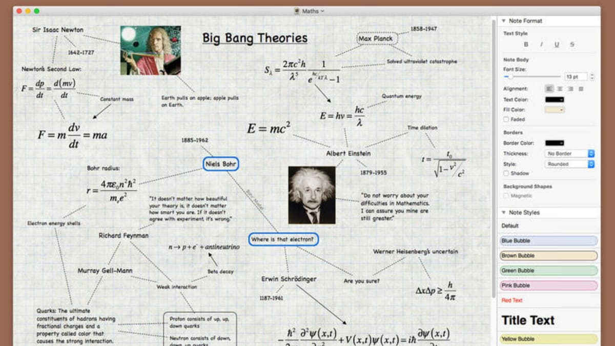 This Mind-Mapping Software Helps Organize Your Ideas And Develop Conclusions