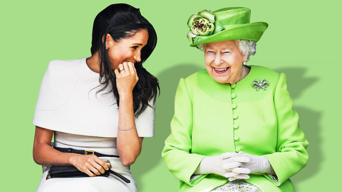 How the Queen and Meghan Markle Became Besties So Quickly