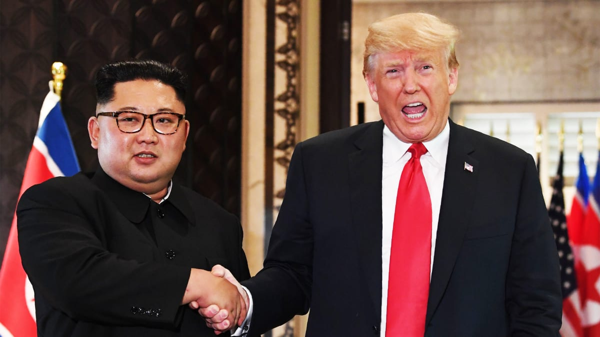 Is Trump Heading Back to 'Fire and Fury' With Kim?