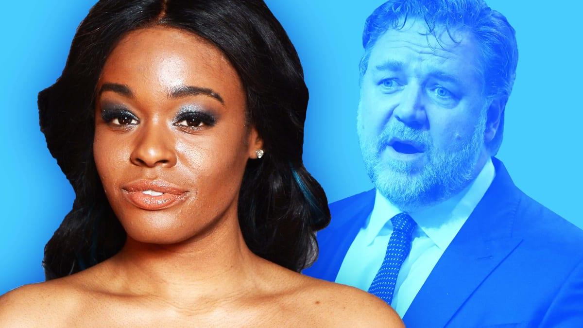 Azealia Banks: Russell Crowe Is an Abusive, N-Word-Spewing Racist