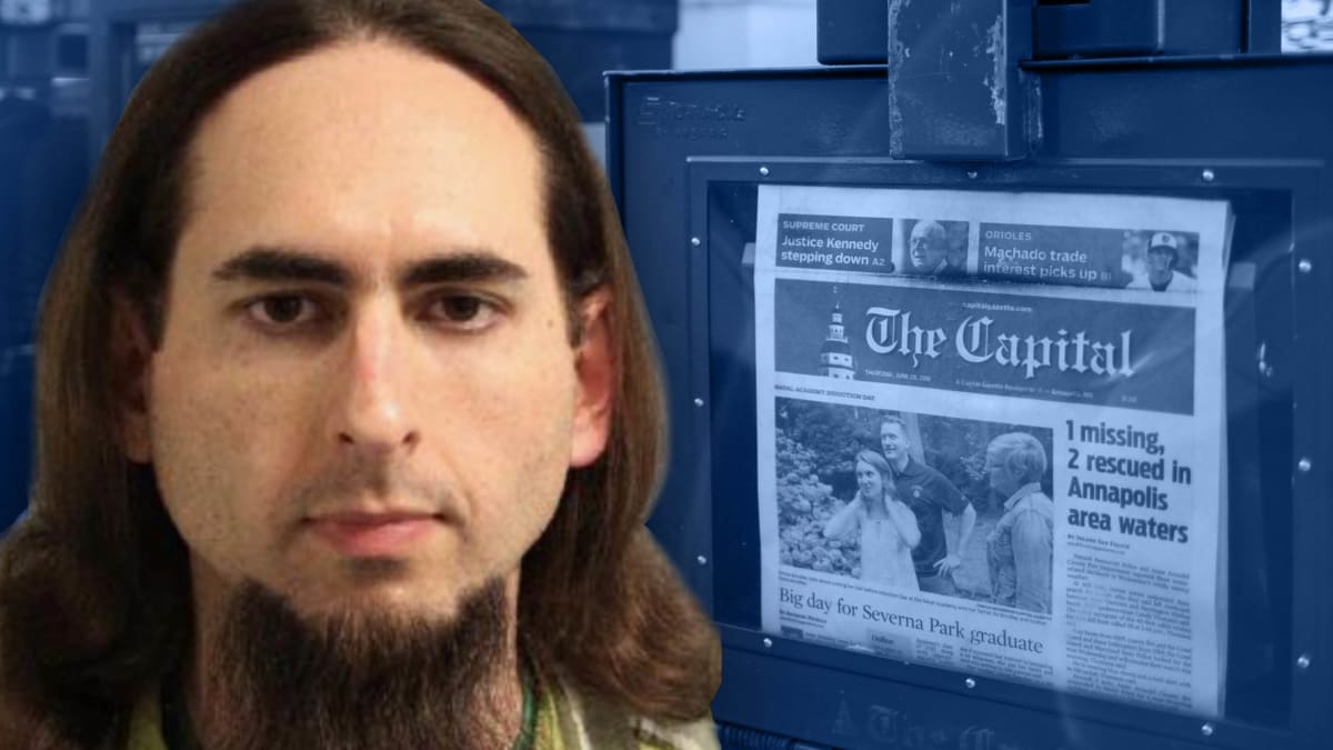 Annapolis Shooting Suspect Jarrod Ramos Blamed Capital Gazette for Reporting on his Stalking Conviction