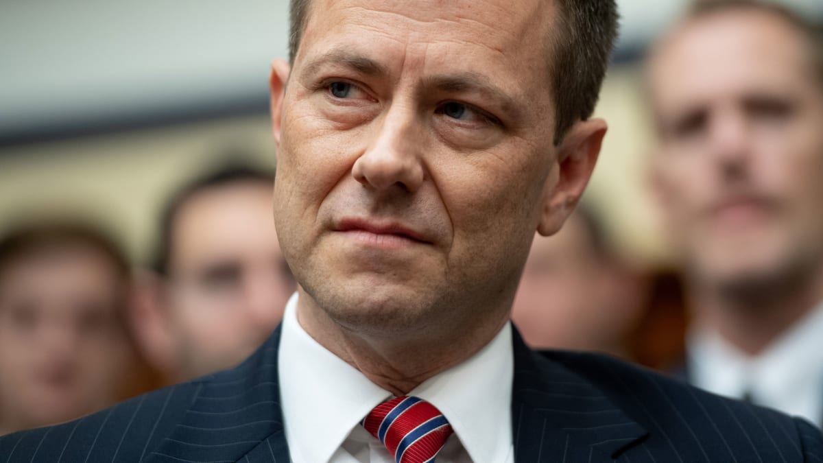 Republicans Thought Peter Strzok Would Be a Punching Bag. He Just Knocked Them Out.