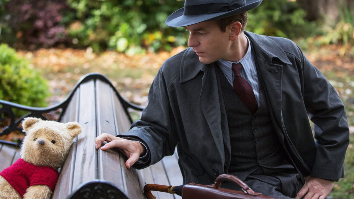 'Christopher Robin' Revives Winnie the Pooh as an Emotional Terrorist