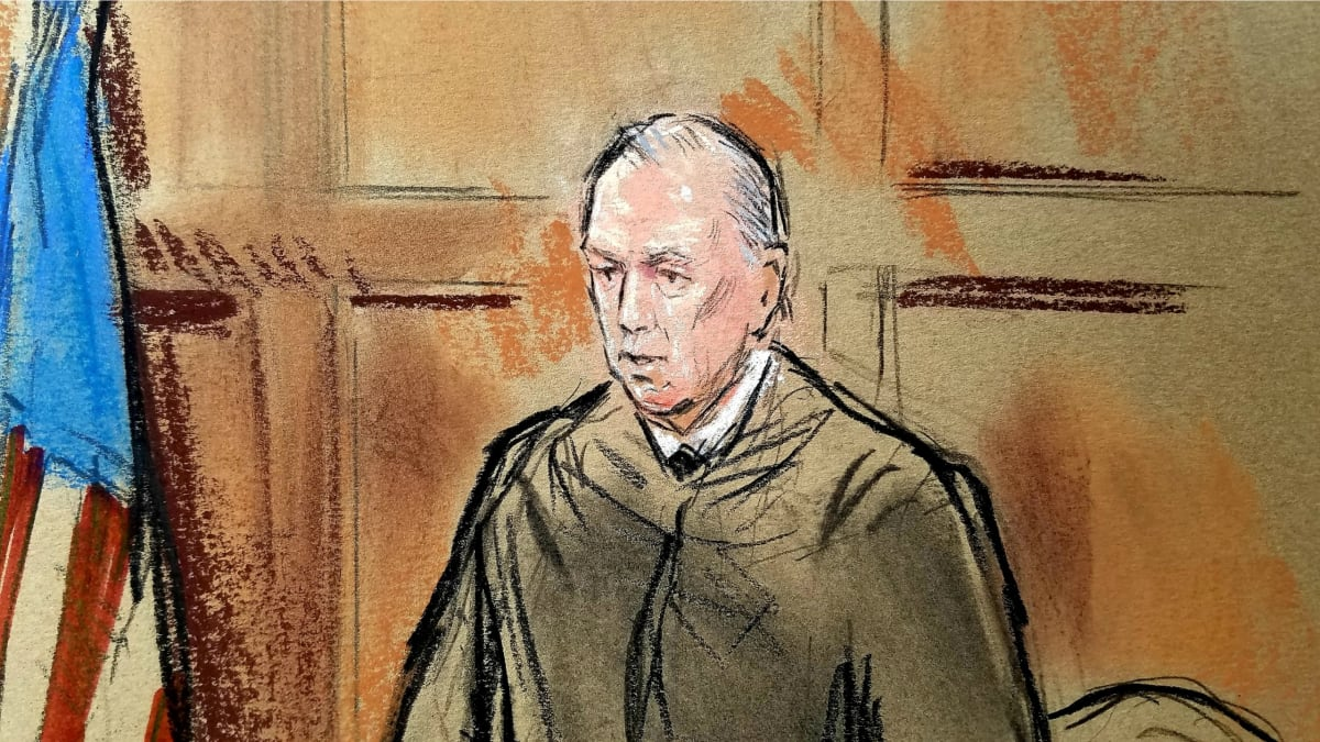 Judge Ellis to Jury: 'Put Aside' My Criticism of Manafort Prosecutors