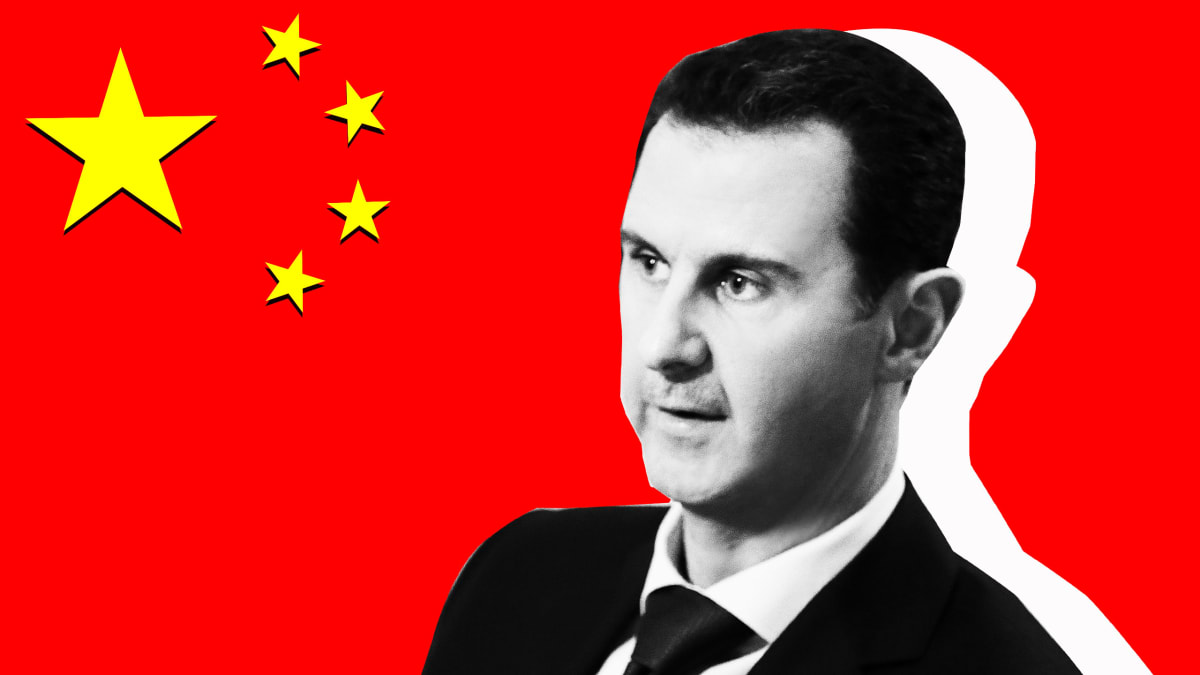 China: We Might Help Assad With the War in Syria