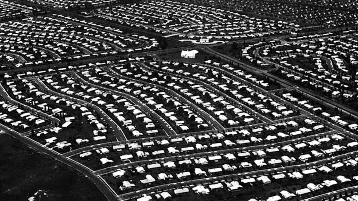 The Postwar Housing Boom Wasn't All Sunshine and Roses