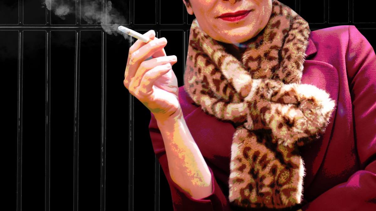 New York's Million-Dollar Madam Is Back Behind Bars