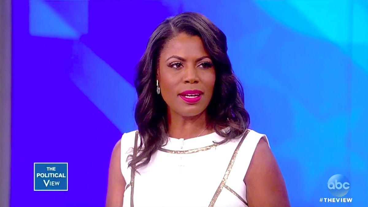 Omarosa Releases Tape of Sarah Huckabee Sanders Agreeing With Trump's 'Lies'