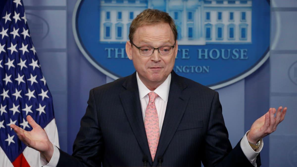 White House's Top Economist: Trump Made False Claim About Economy