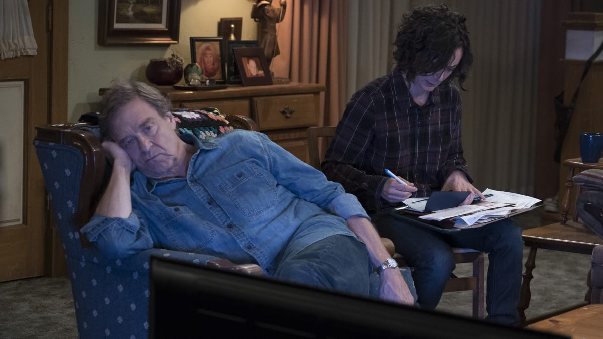 Roseanne Dies of Opioid Overdose in 'The Conners' Premiere