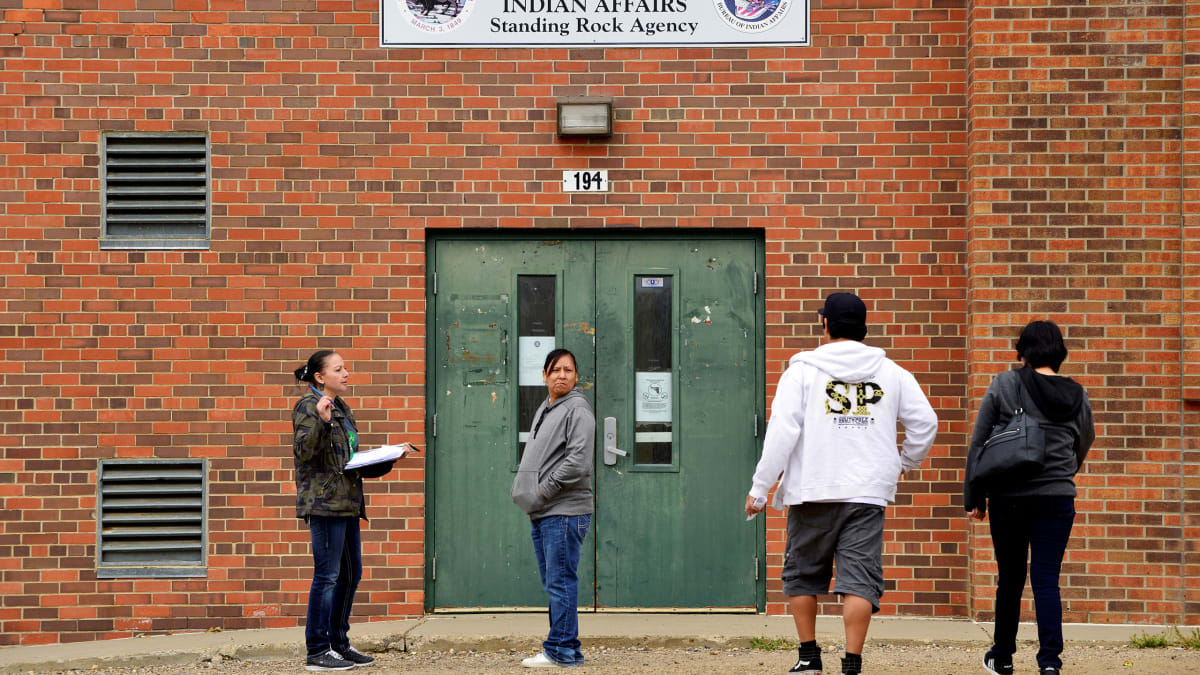 North Dakota's Racist Voter ID Law Is Already Backfiring