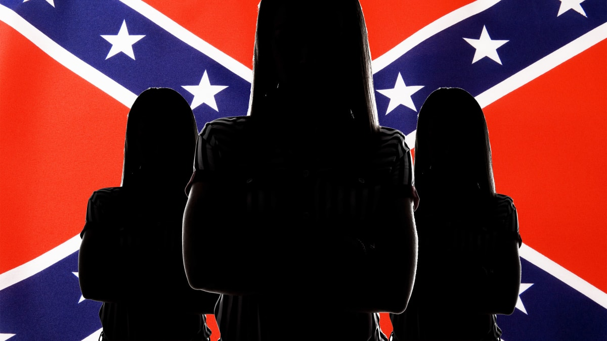 Time to Expose the Women Still Celebrating the Confederacy