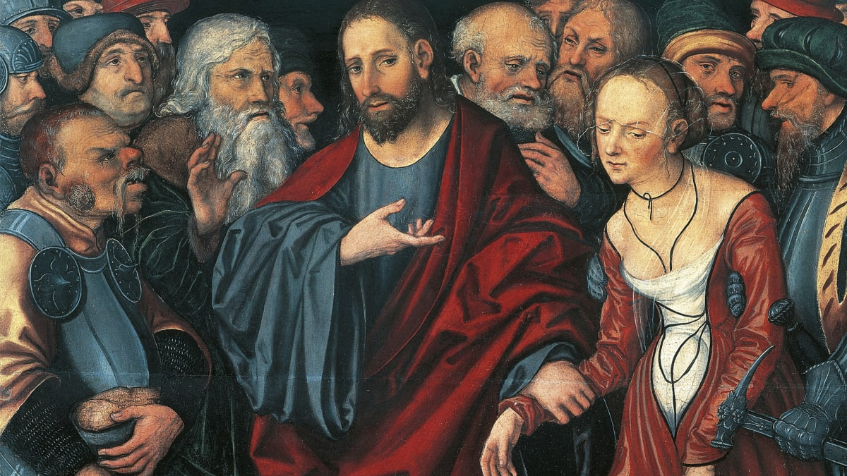 One of Jesus' Most Famous Lines Wasn't in Original Gospels