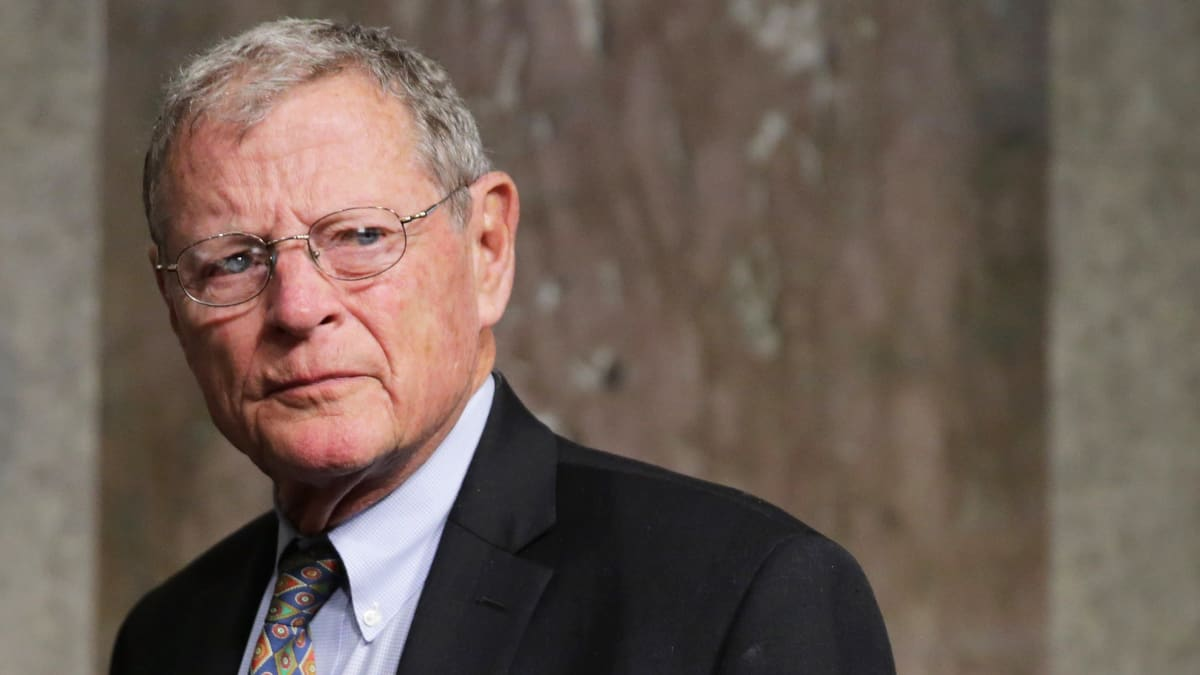Sen. James Inhofe Bought Defense Stock Days After Pushing for Record Pentagon Spending—Then Dumped It When Asked About It