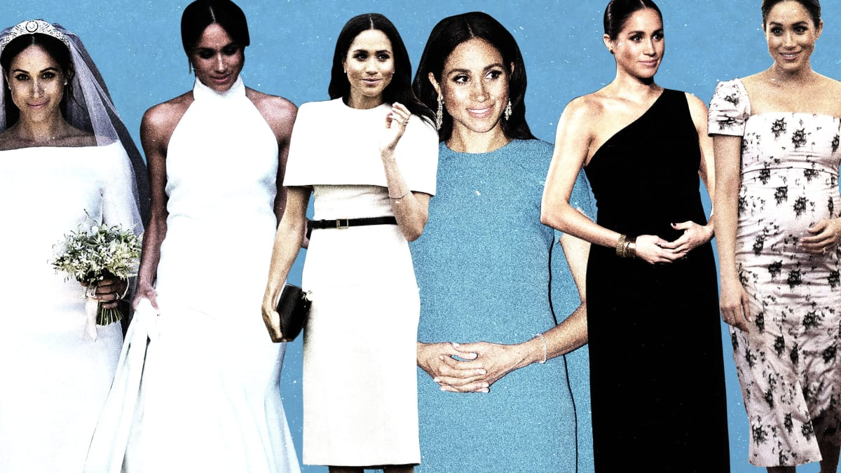 Meghan Markle's Biggest Fashion Hits (and Occasional Misses) of 2018