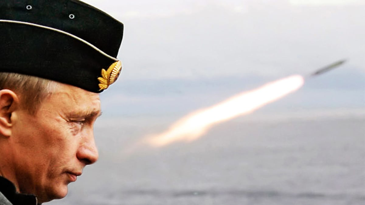 Putin Claimed His Hypersonic Missiles Were Invincible. Then He Jailed the Developers.