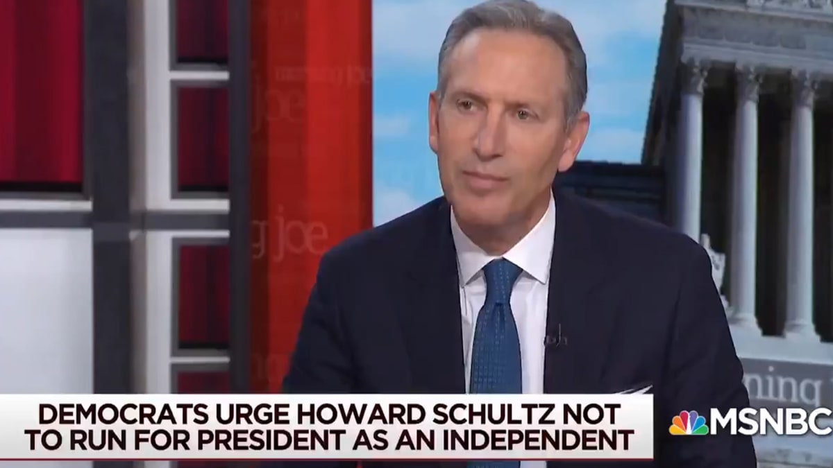 Howard Schultz Shocked a Box of Cheerios Costs Four Dollars