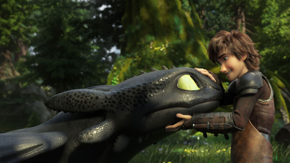 Inside the 'How to Train Your Dragon: The Hidden World' Surprise Final Scene