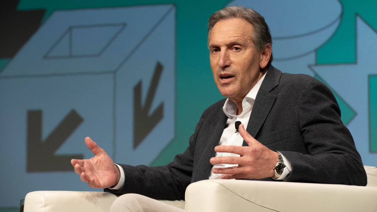 Howard Schultz Bombs at SXSW: 'You Don't Like That?'