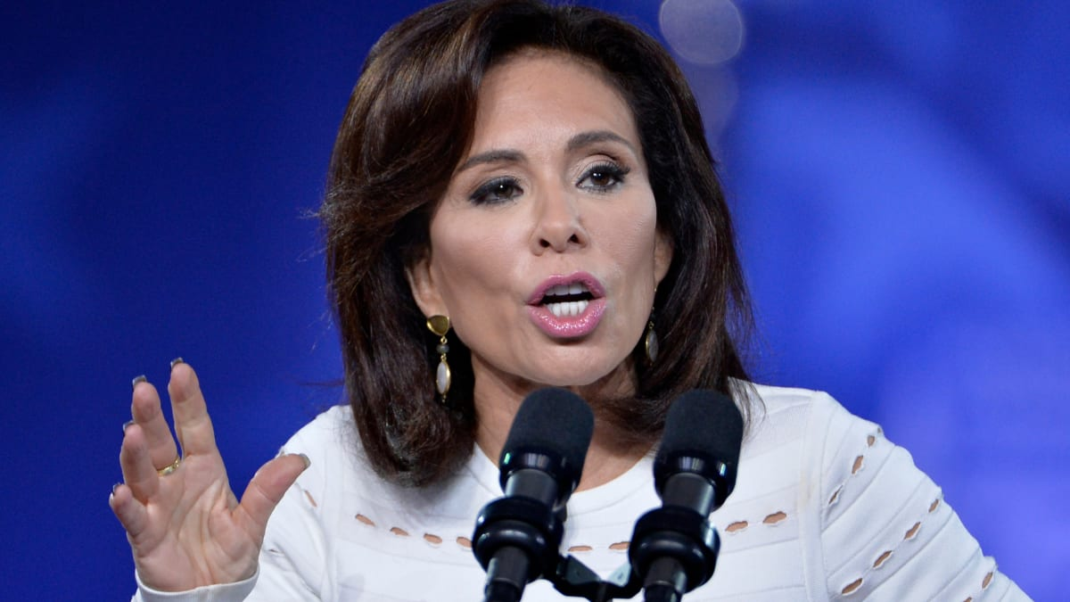 Judge Jeanine Is Back: Rudy Giuliani and Jeanine Pirro Get Together to Call for Jailing of Trump's 'Traitorous, Treasonous' Accusers