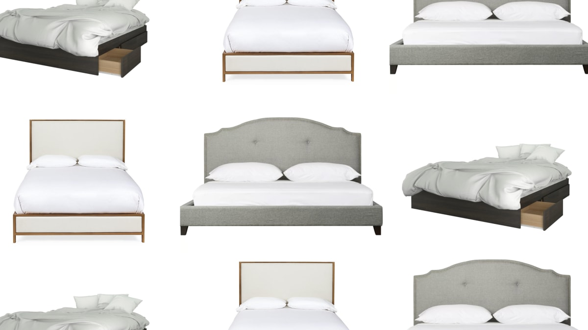 Bed Frames Guide: From Panel to Platform and Headboard to Storage
