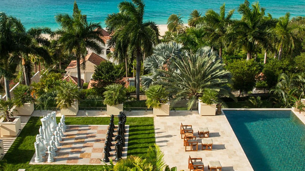 Quintessence Hotel Anguilla Feels Like Staying at Your Super-Rich Friend's House