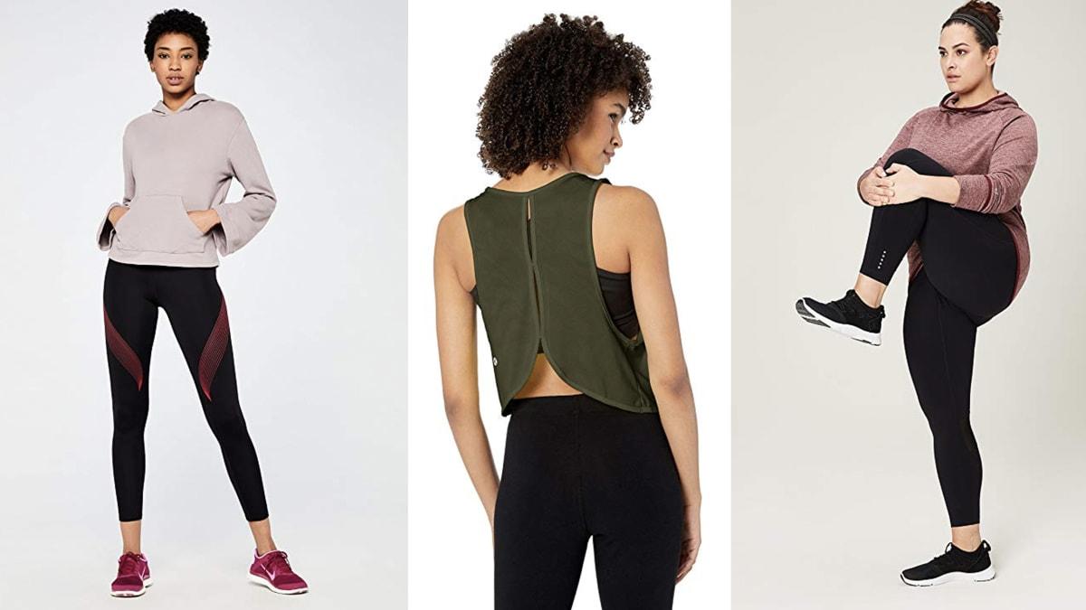 Shop the Amazon Women's Activewear Sale