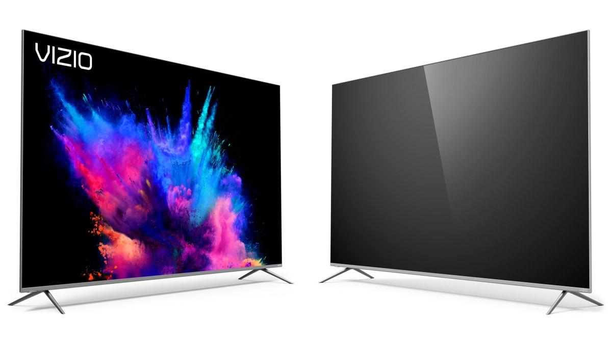 Walmart and Target Cut $400 Off Vizio's Top-Tier 65-Inch TV