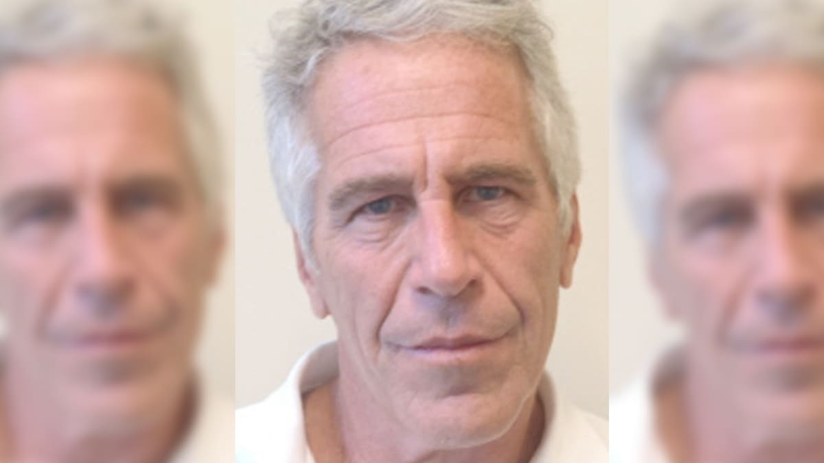The Jeffrey Epstein Scandal cover image