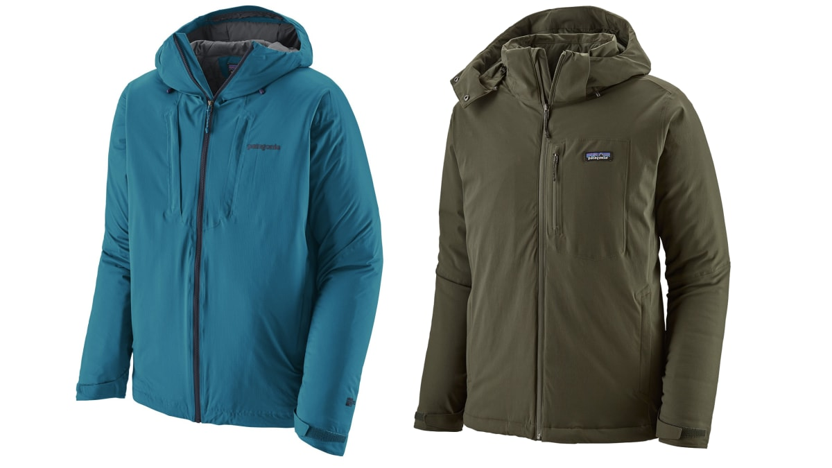 Patagonia Crafted Environmentally-Friendly, Waterproof Jackets Made From Recycled Materials